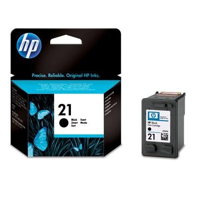 Náplně do tiskárny HP Deskjet F2185 černá
