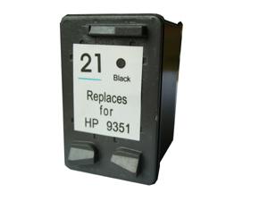 Náplně do tiskárny HP Deskjet F2187, náhradní černá