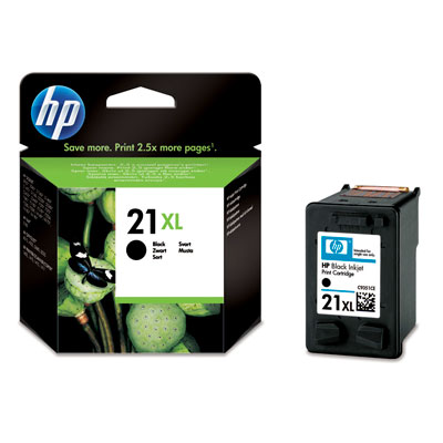 Náplně do tiskárny HP Deskjet F2290 černá