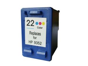 Náplně do tiskárny HP Deskjet F390, náhradní barevná