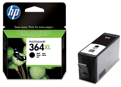 Náplně do tiskárny HP Photosmart B110a černá