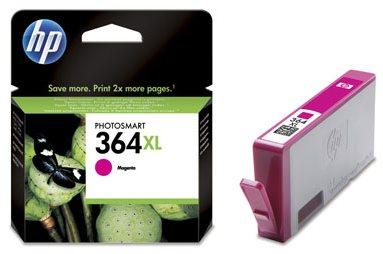 Náplně do tiskárny HP Photosmart B110c purpurová