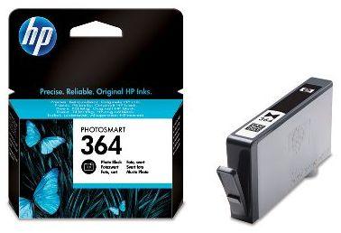 Náplně do tiskárny HP Photosmart C410a černá foto
