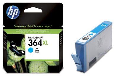 Náplně do tiskárny HP Photosmart Premium Fax C309a modrá