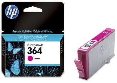 Náplně do tiskárny HP Photosmart Wireless B110a purpurová