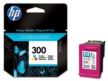 Náplně do tiskárny HP Deskjet D1660 barevná