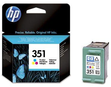 Náplně do tiskárny HP Photosmart C4390 barevná