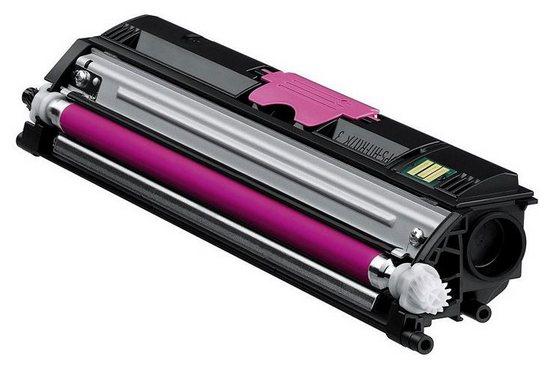 Náplně do tiskárny Konica Minolta MC 1680MF červená