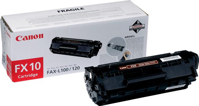Náplně do tiskárny Canon i-SENSYS MF4120, černý