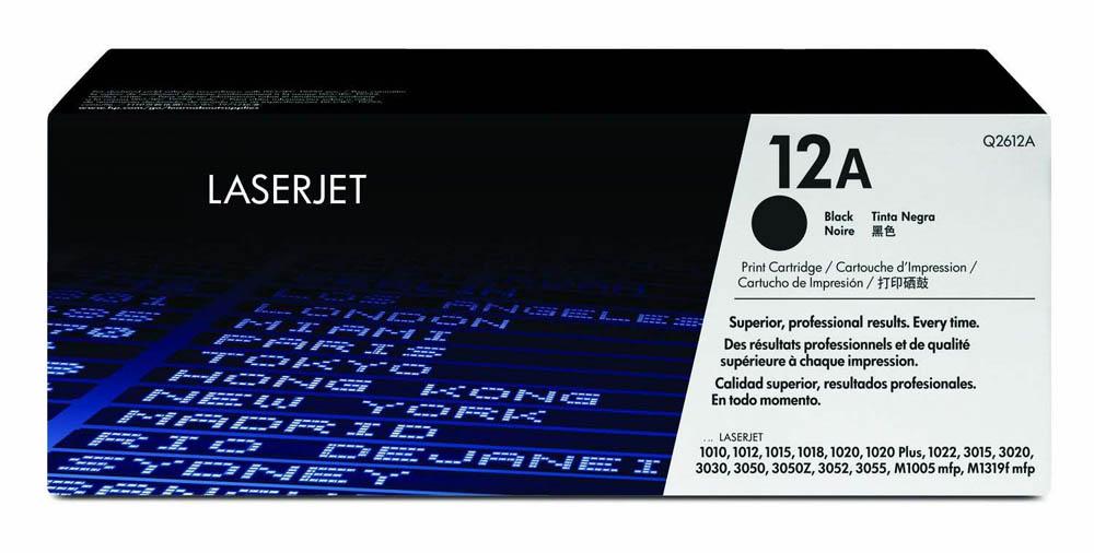 Náplně do tiskárny HP LaserJet 1018 černý