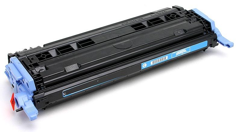 Náplně do tiskárny HP Color LaserJet 2605 modrá