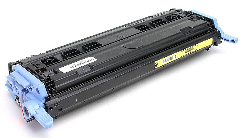 Náplně do tiskárny HP Color LaserJet CM1017 MFP žlutá