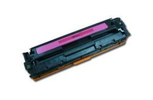 Náplně do tiskárny HP Color LaserJet CM1312mfp červená