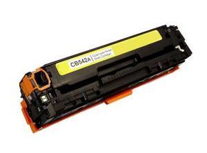 Náplně do tiskárny HP Color LaserJet CP1518n žlutá