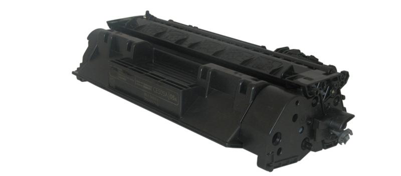 Náplně do tiskárny Canon i-SENSYS LBP6650DN, náhradní víceobjemový černý