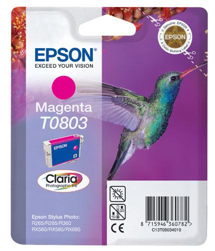 Náplně do tiskárny Epson Stylus Photo PX830FWD purpurová