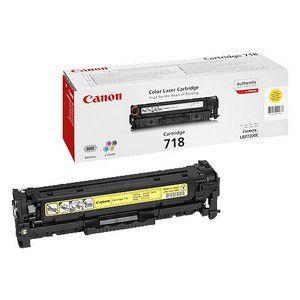 Náplně do tiskárny Canon i-SENSYS LBP7660 žlutá