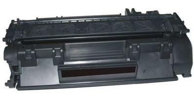 Náplně do tiskárny HP LaserJet P2055, víceobjemový náhradní toner pro HP černý