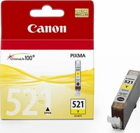 Náplně do tiskárny Canon PIXMA MP630 žlutá