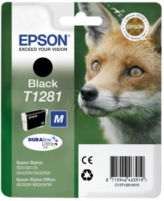 Náplně do tiskárny Epson Stylus SX130 černá