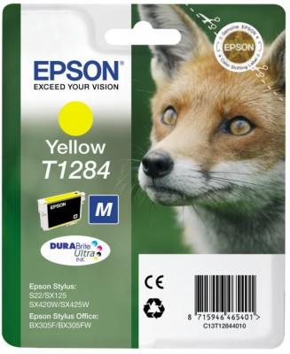 Náplně do tiskárny Epson Stylus SX130 žlutá