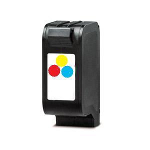 Náplně do tiskárny HP Deskjet 1280, náhradní barevná
