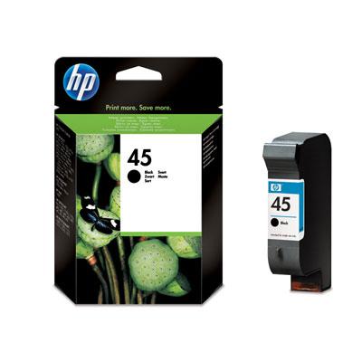 Náplně do tiskárny HP Deskjet 980cxi Printer černá