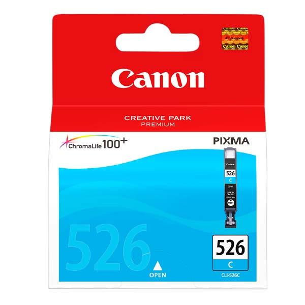 Náplně do tiskárny Canon PIXMA MG5150 modrá