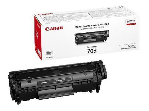 Náplně do tiskárny Canon i-SENSYS LBP2900 černý