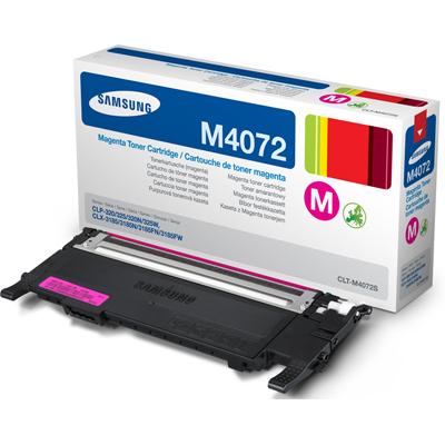 Náplně do tiskárny Samsung CLP-325 červená
