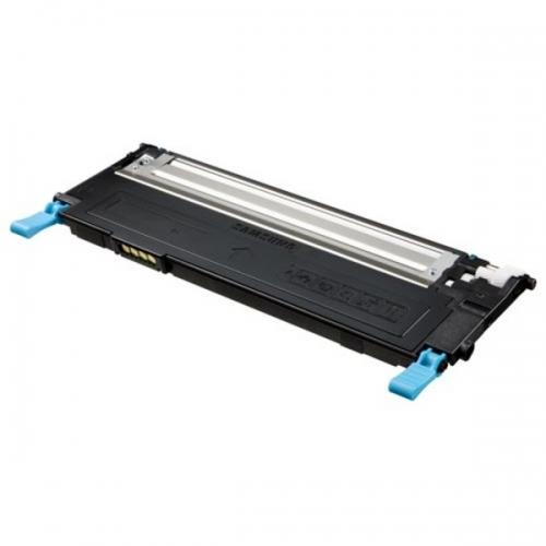 Náplně do tiskárny Samsung CLP-325W modrá