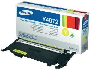 Náplně do tiskárny Samsung CLX-3185W žlutá