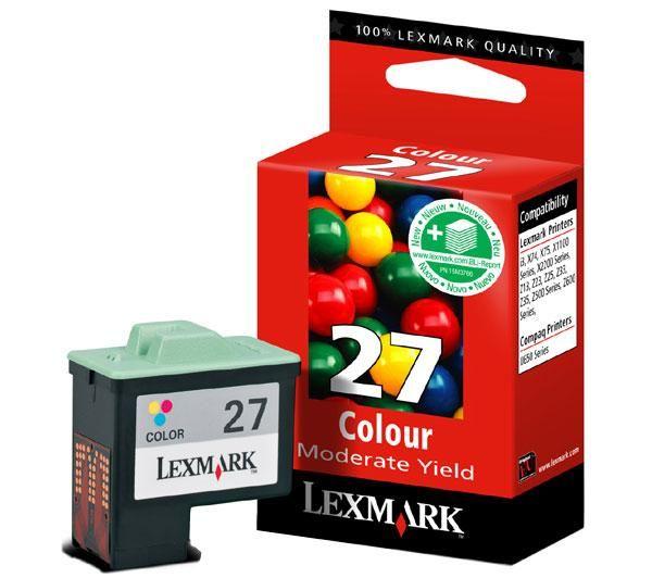 Náplně do tiskárny Lexmark Z617 barevná