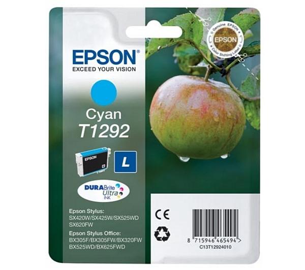 Náplně do tiskárny Epson Stylus Office BX625FWD modrá
