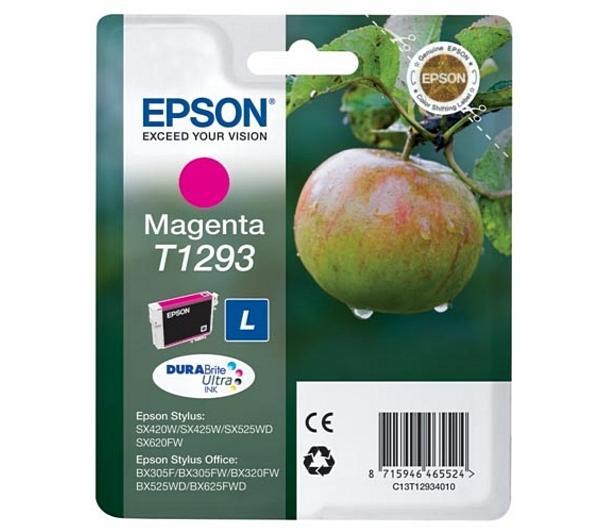 Náplně do tiskárny Epson Stylus Office BX525WD purpurová