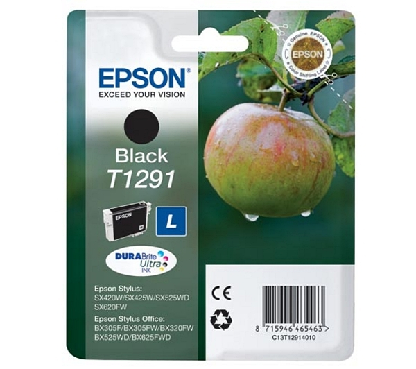 Náplně do tiskárny Epson Stylus SX420W černá