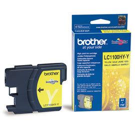 Náplně do tiskárny Brother DCP-395CN žlutá