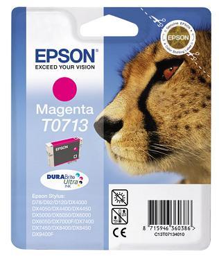 Náplně do tiskárny Epson Stylus DX5000 purpurová