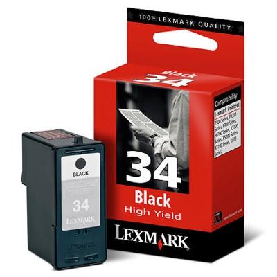 Náplně do tiskárny Lexmark X4550 černá