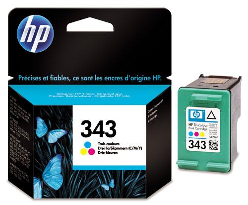 Náplně do tiskárny HP Photosmart 2575 barevná