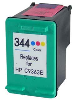 Náplně do tiskárny HP Officejet 7213, náhradní barevná