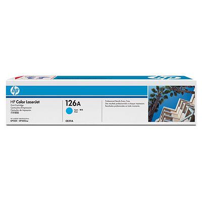 Náplně do tiskárny HP TopShot LaserJet Pro M275 modrá