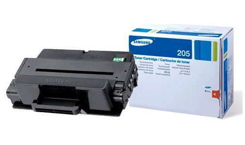 Náplně do tiskárny Samsung SCX-5737 a Samsung SCX-5737FW černý (2.000 stran)