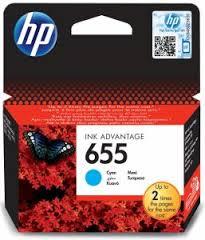 Náplně do tiskárny HP Deskjet 5525 modrá