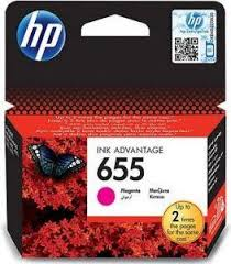 Náplně do tiskárny HP Deskjet 5525 purpurová