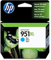 Náplně do tiskárny HP Officejet Pro 8100 ePrinter modrá XL