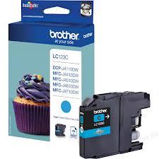 Náplně do tiskárny Brother MFC-J470DW modrá