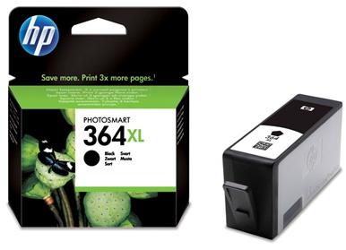 HP 364XL, HP CN684EE černá (550 stran) originál AKCE !!!