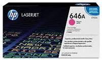 Náplně do tiskárny HP Color LaserJet Enterprise CM4540fskm červená