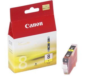 Náplně do tiskárny Canon PIXMA iP5200R žlutá